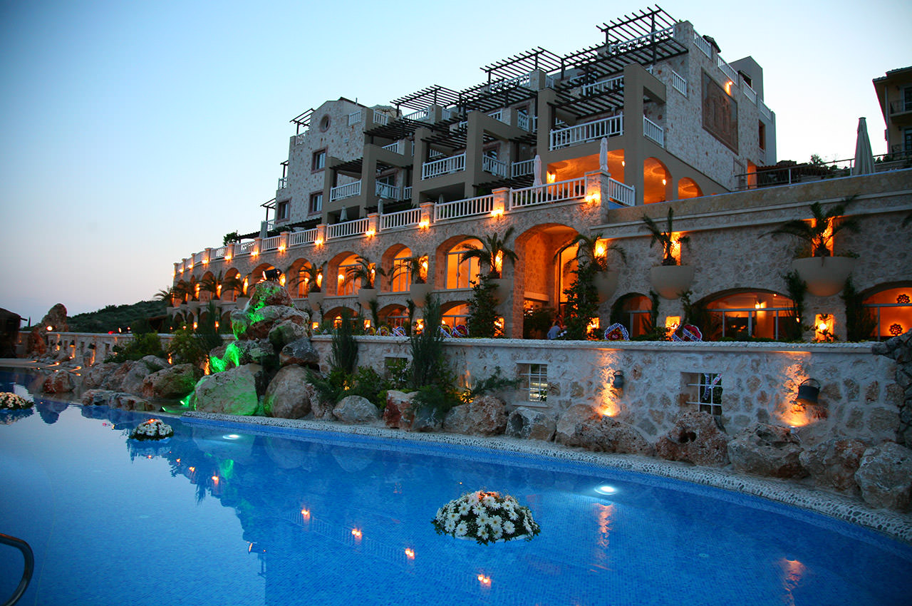 Villa Holidays To Turkey